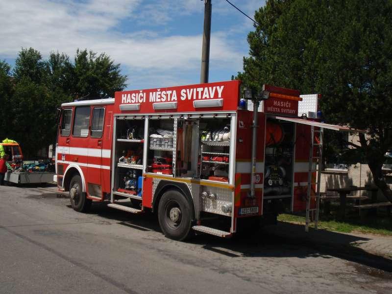 2c5209c2230 JSDH Svitavy (Jednotka sboru dobrovolných hasičů Svitavy)